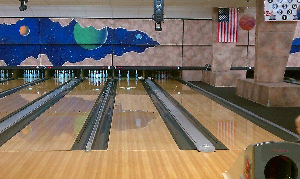 Southway Bowl in St Cloud