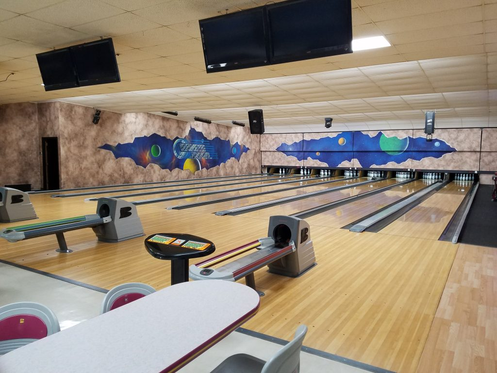 Southway Bowl Bowling Alley